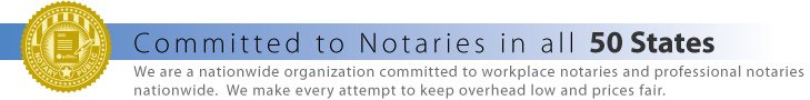 Notary Rotary Commitment