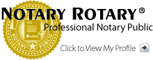 View My Notary Rotary Profile