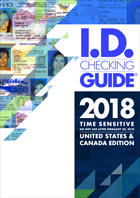 2018 I.D. Checking Guide