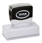 Titan New York Notary Stamp